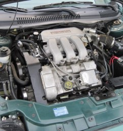 1999 ford taurus se 3 0 liter dohc 24 valve v6 engine photo 43549263 [ 1024 x 768 Pixel ]