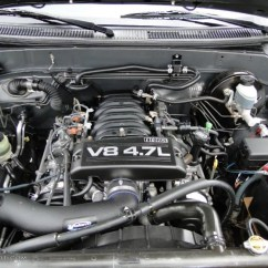 Toyota Tundra Engine Diagram Carrier Heat Pump Thermostat Wiring 2005 Limited Access Cab 4 7 Liter Dohc 32