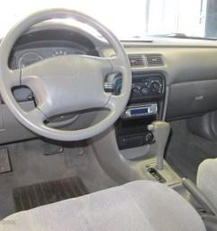 beige interior 1998 chevrolet prizm lsi photo 44005203 [ 1024 x 768 Pixel ]
