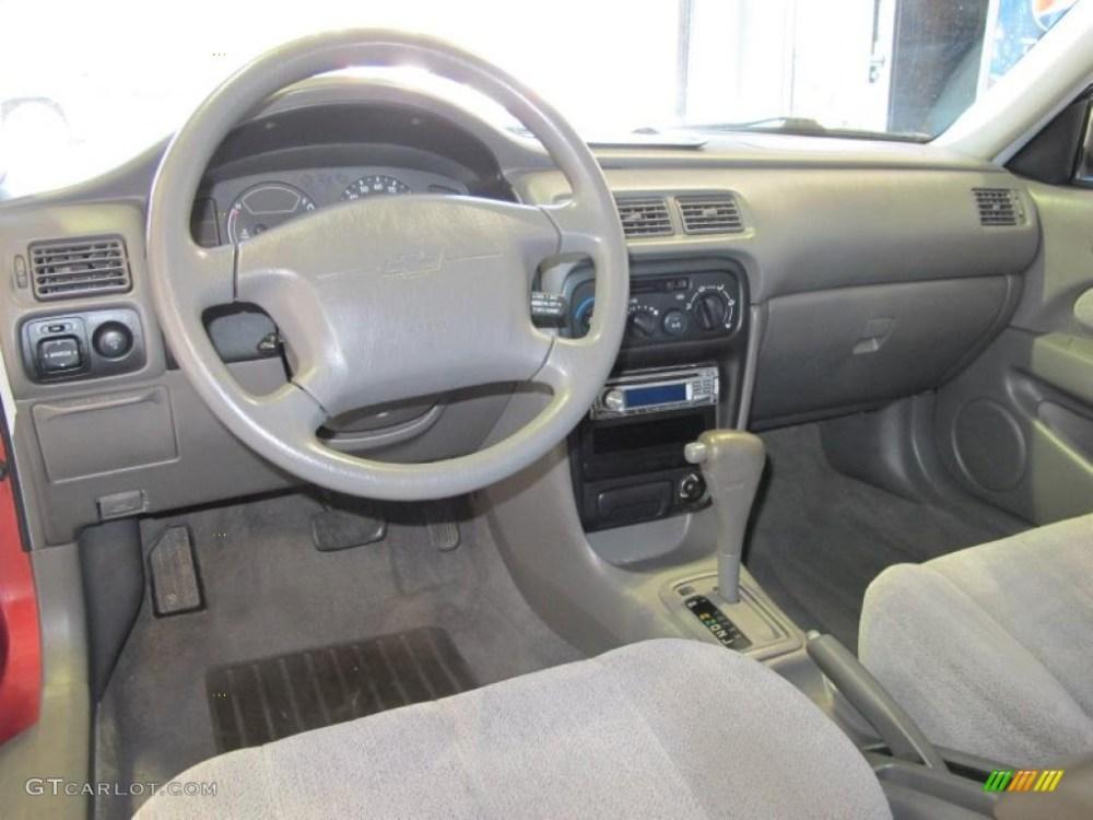 medium resolution of beige interior 1998 chevrolet prizm lsi photo 44005203