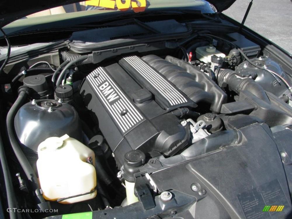 medium resolution of 1998 bmw 3 series 328i sedan 2 8 liter dohc 24 valve inline 6 cylinder engine