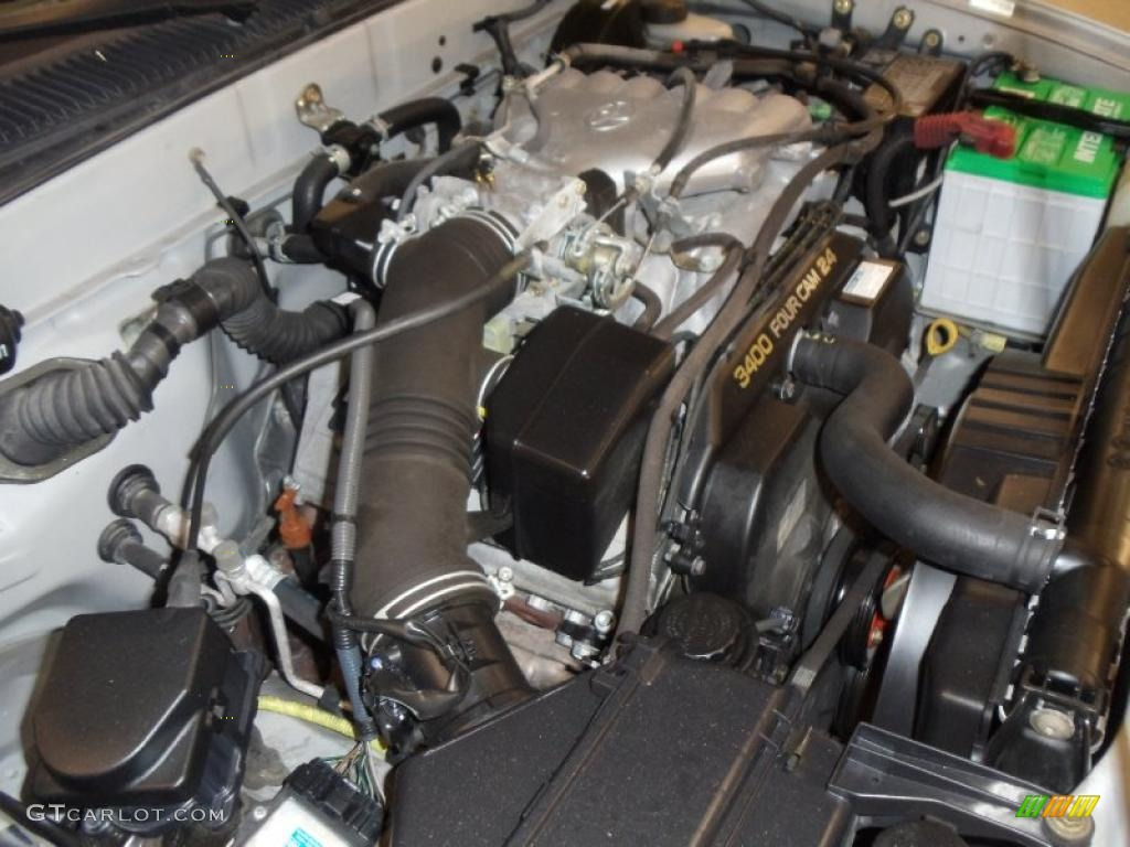 2004 4x4 Tacoma Xtracab Toyota V6