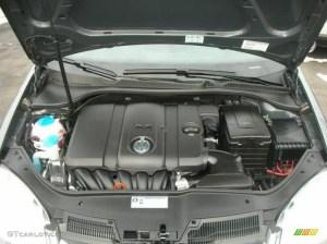 2010 Volkswagen Jetta SE Sedan 25 Liter DOHC 20Valve 5