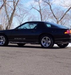 black 1985 chevrolet camaro iroc z exterior photo 44741207 [ 1024 x 768 Pixel ]