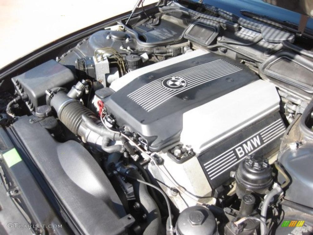 medium resolution of 1998 bmw 7 series 740il sedan 4 4 liter dohc 32 valve v8 engine photo