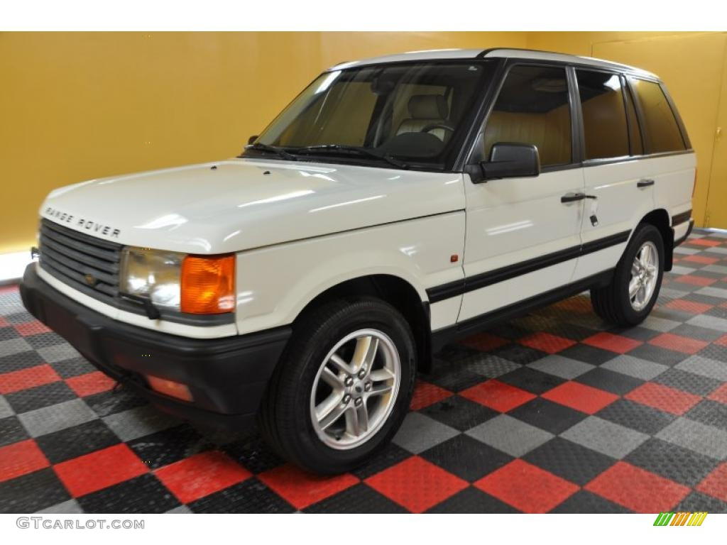 hight resolution of 1999 range rover 4 6 hse chawton white lightstone photo 2