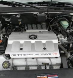 1999 cadillac seville sts 46 liter dohc 32 valve northstar v8 45132757 engine 45132758html 32 valve [ 1024 x 768 Pixel ]