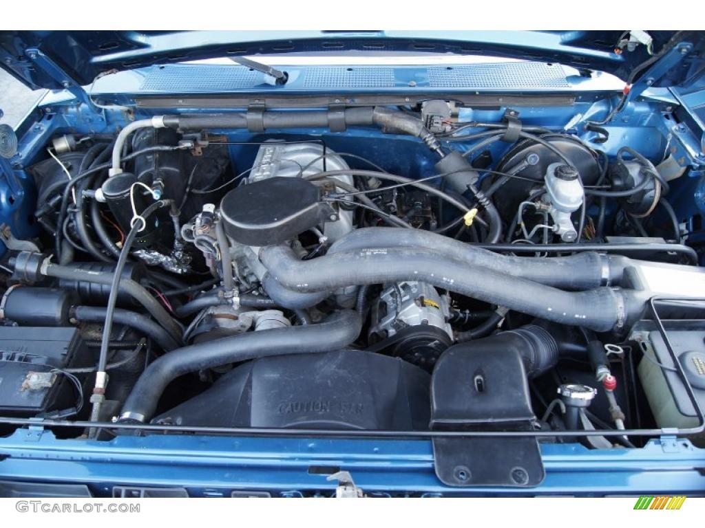 1989 Ford F 150 Engine Diagram