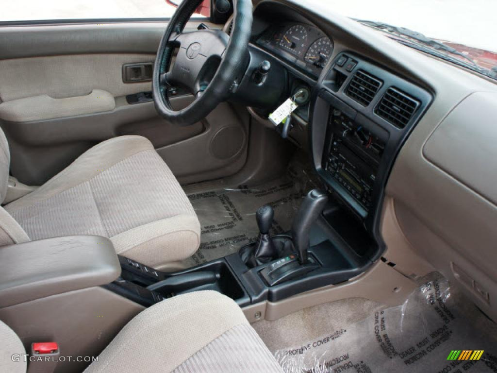 Toyota 4runner Interior Colors