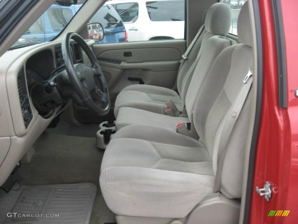 Ls 2005 Chevy Silverado Specs