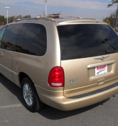 champagne pearl 2000 chrysler town country limited [ 1024 x 768 Pixel ]