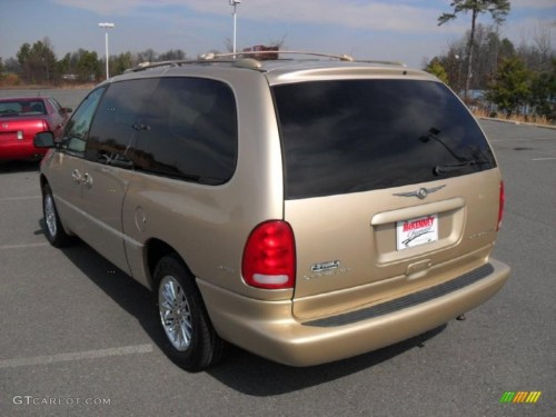 small resolution of champagne pearl 2000 chrysler town country limited
