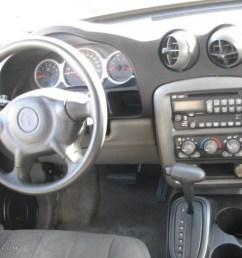 2005 pontiac aztek standard aztek model dashboard photos [ 1024 x 768 Pixel ]