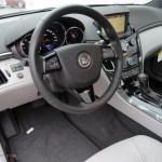 Light Titanium Ebony Interior 2011 Cadillac Cts V Coupe Photo 45848108 Gtcarlot Com