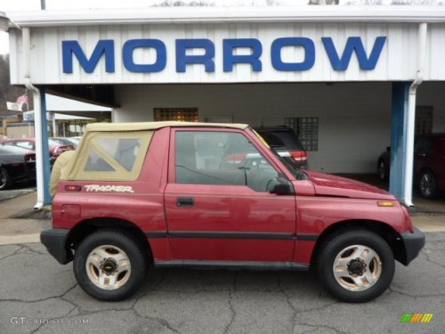 small resolution of chevrolet tracker soft top 4x4