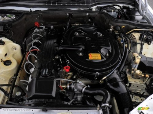 small resolution of 1991 mercedes benz s class 300 sel engine photos