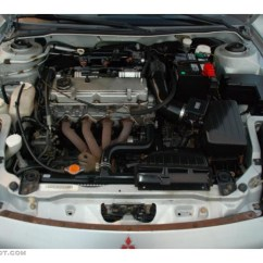2000 Mitsubishi Eclipse Engine Diagram Ford Expedition Trailer Wiring Rs Coupe 2 4 Liter Sohc 16 Valve