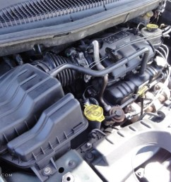 2001 dodge grand caravan sport 3 3 liter ohv 12 valve v6 engine photo 46331910 [ 1024 x 768 Pixel ]
