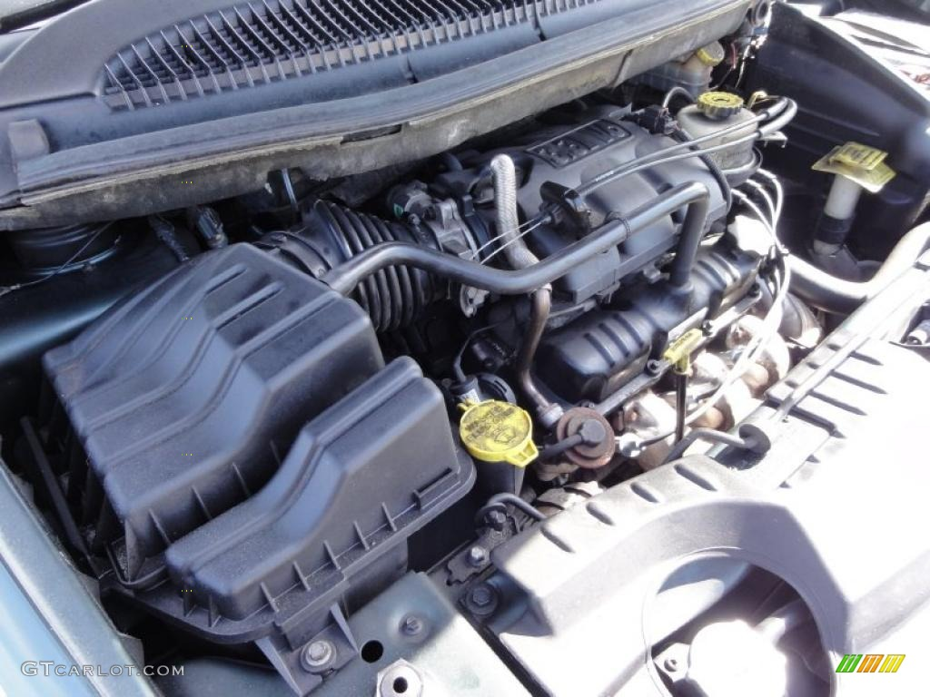 hight resolution of 2001 dodge grand caravan sport 3 3 liter ohv 12 valve v6 engine photo 46331910