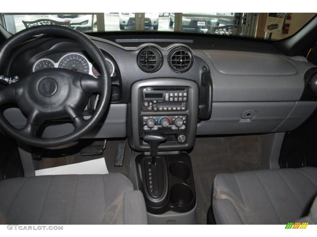 hight resolution of 2002 pontiac aztek standard aztek model dark gray dashboard photo 46340985