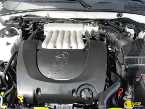 small resolution of 2005 hyundai sonata gls v6 2 7 liter dohc 24 valve v6 engine photo2005 hyundai sonata