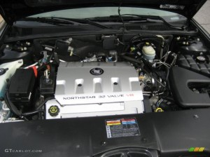 2002 Cadillac Seville SLS 46 Liter DOHC 32Valve Northstar V8 Engine Photo #46354742   GTCarLot