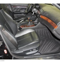 black interior 2000 bmw 5 series 540i sedan photo 46394245 [ 1024 x 768 Pixel ]