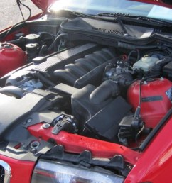 1998 bmw 3 series 328i convertible 2 8 liter dohc 24 valve inline 6 cylinder engine photo 46443906 [ 1024 x 768 Pixel ]