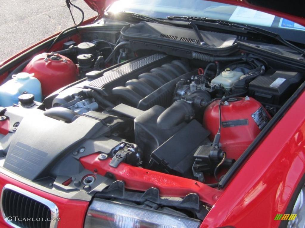 hight resolution of 1998 bmw 3 series 328i convertible 2 8 liter dohc 24 valve inline 6 cylinder engine photo 46443906