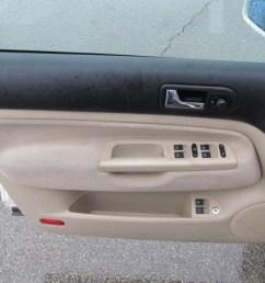 2000 volkswagen jetta gls sedan beige door panel photo 46492737 [ 1024 x 768 Pixel ]