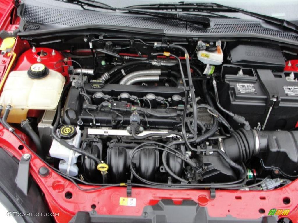 2003 Ford Focus Engine Compartment Diagram