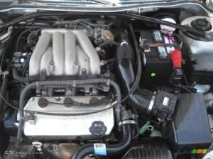 2001 Chrysler Sebring LXi Coupe 30 Liter SOHC 24Valve V6