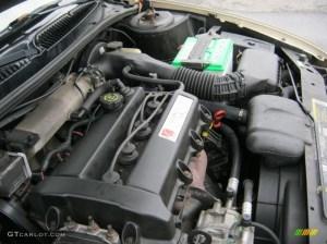 1998 Saturn S Series SL2 Sedan 19 Liter DOHC 16Valve 4
