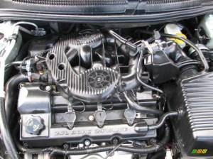 2006 Chrysler Sebring Touring Sedan 27 Liter DOHC 24