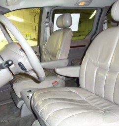 mist gray interior 2000 chrysler town country limited photo 46840683 [ 1024 x 768 Pixel ]