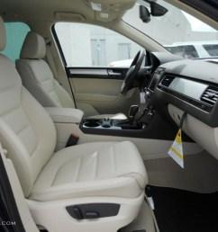 cornsilk beige interior 2011 volkswagen touareg vr6 fsi sport 4xmotion photo 46851264 [ 1024 x 768 Pixel ]