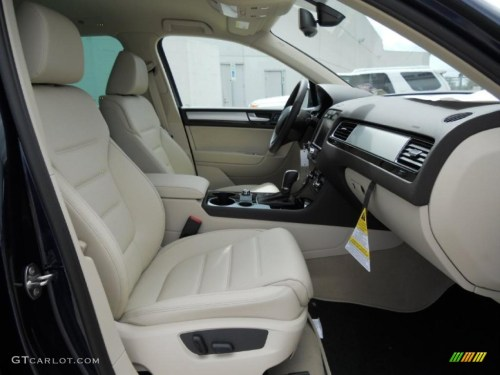 small resolution of cornsilk beige interior 2011 volkswagen touareg vr6 fsi sport 4xmotion photo 46851264