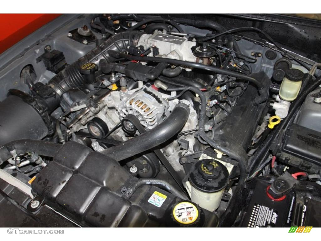 2002 ford mustang engine diagram vw sharan radio wiring gt coupe 4 6 liter sohc 16 valve v8