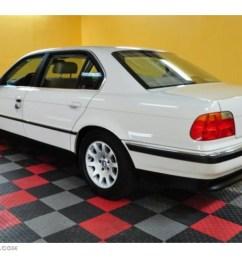 alpine white 2000 bmw 7 series 740il sedan exterior photo 47082212 [ 1024 x 768 Pixel ]