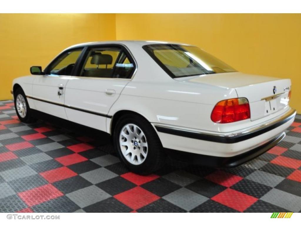 hight resolution of alpine white 2000 bmw 7 series 740il sedan exterior photo 47082212