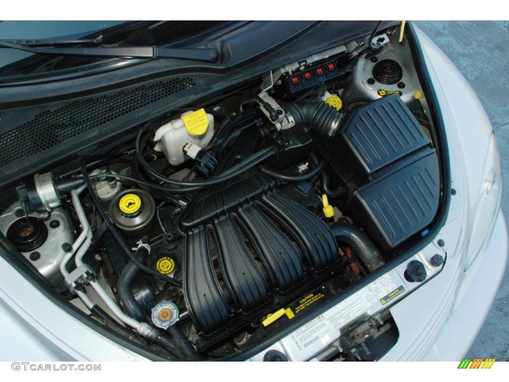 hight resolution of 2004 chrysler pt cruiser touring engine photos