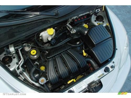 small resolution of 2004 chrysler pt cruiser touring engine photos