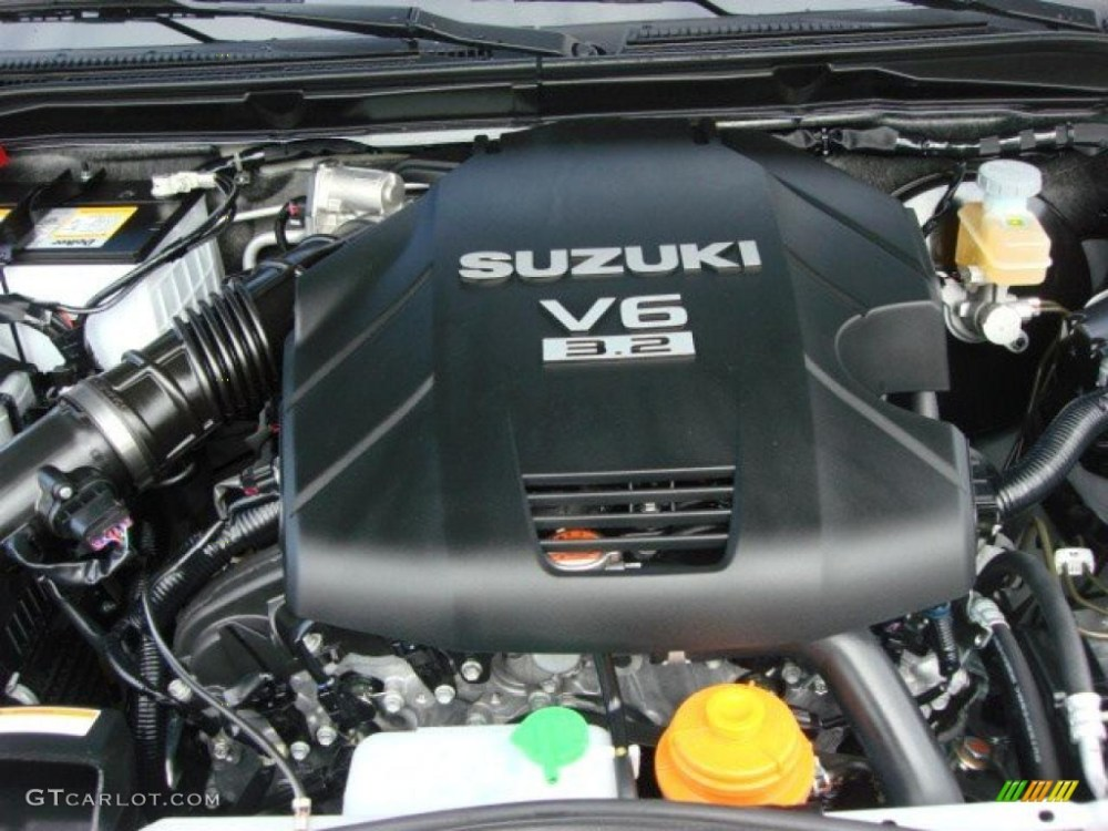 medium resolution of 2010 suzuki grand vitara limited 3 2 liter dohc 24 valve v6 engine photo 47186235