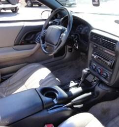 neutral interior 2000 chevrolet camaro z28 ss convertible photo 47250629 [ 1024 x 768 Pixel ]