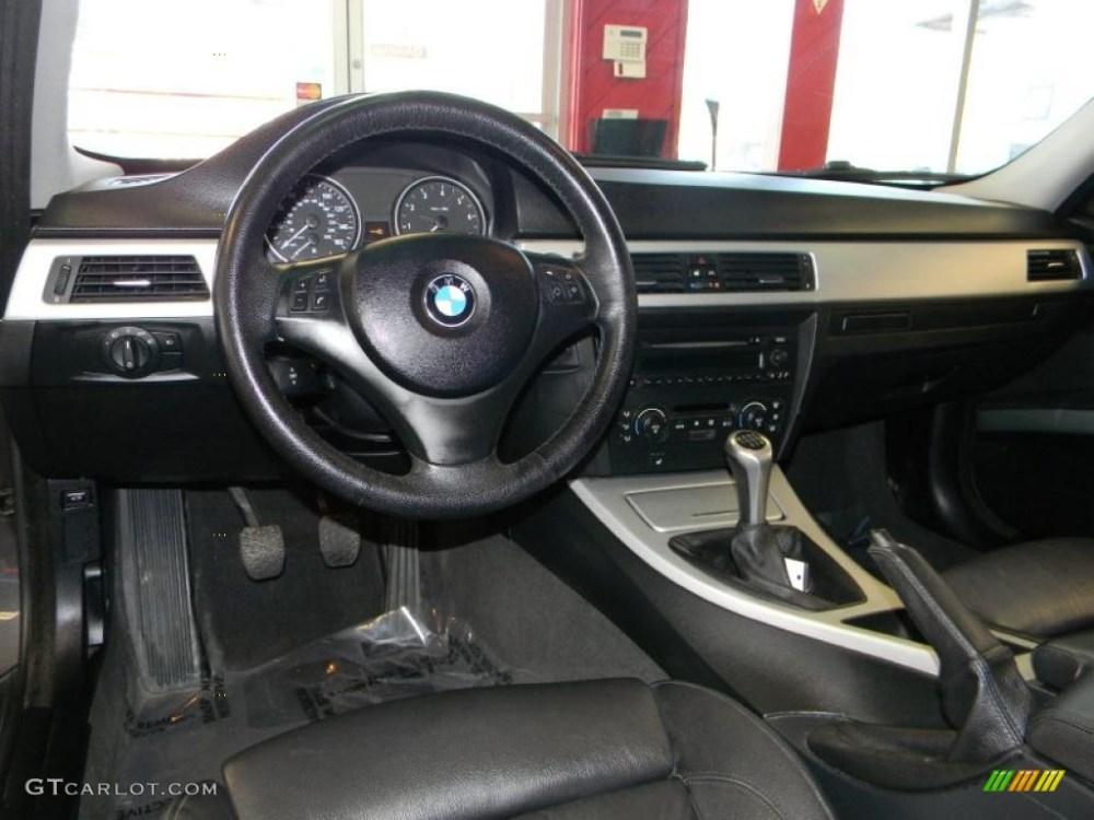 medium resolution of black interior 2006 bmw 3 series 330i sedan photo 47290530