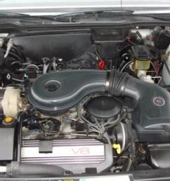 47323060 1989 cadillac deville sedan 4 5 liter ohv 16 valve v8 engine photo 1989 cadillac [ 1024 x 768 Pixel ]