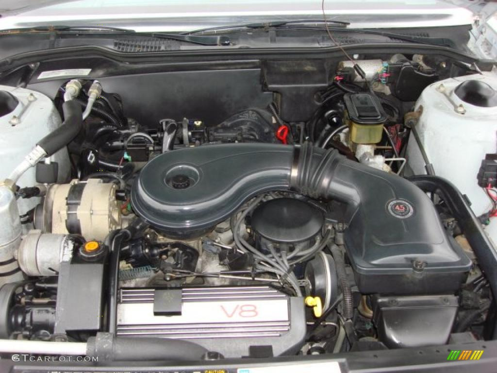 hight resolution of  47323060 1989 cadillac deville sedan 4 5 liter ohv 16 valve v8 engine photo 1989 cadillac