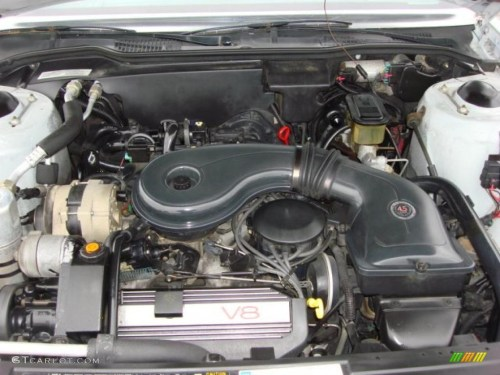 small resolution of  47323060 1989 cadillac deville sedan 4 5 liter ohv 16 valve v8 engine photo 1989 cadillac