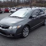 Polished Metal Metallic 2011 Honda Civic Si Sedan Exterior Photo 47358473 Gtcarlot Com