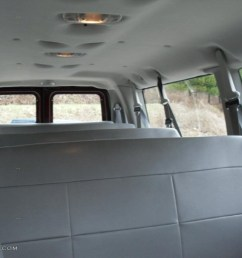 medium flint interior 2003 ford e series van e350 super duty xl extended passenger photo  [ 1024 x 768 Pixel ]